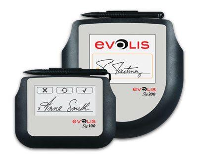 Digitalizador de firma Sig100 y Sig200
